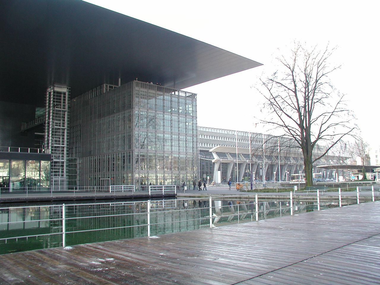 Exkursion schweiz 2001 lab42 architekturinformatik und for Universitat architektur