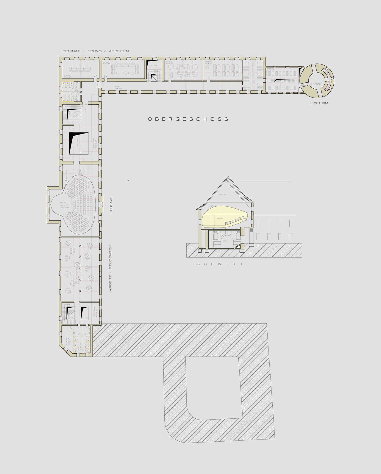 Architecture goes downtown ws0203 lab42 for Universitat architektur