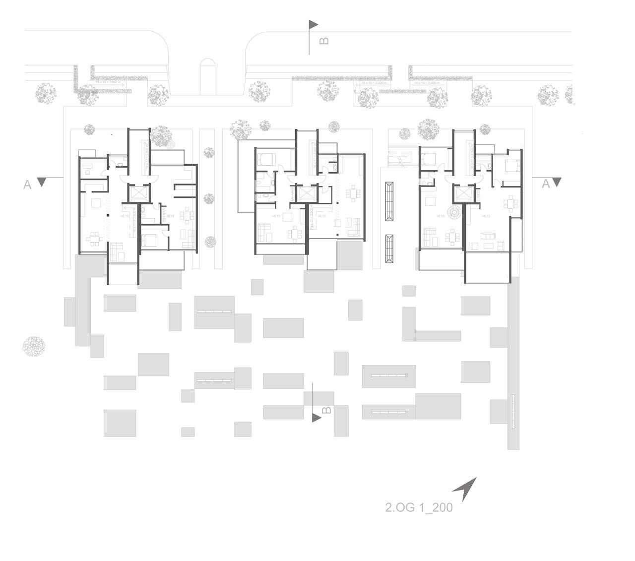 Das pendant aros aarhus abschlussarbeit ws0910 lab42 for Universitat architektur