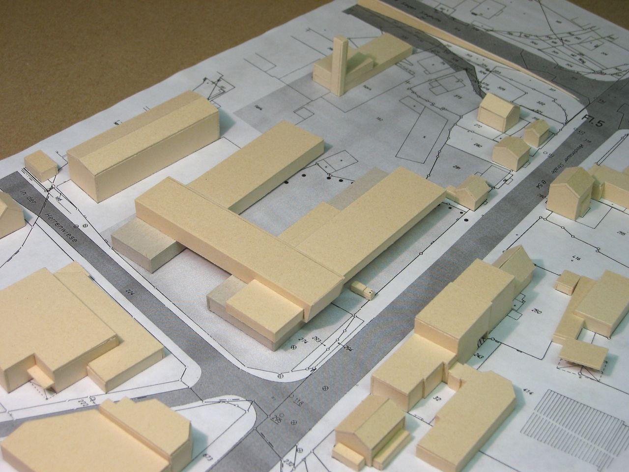 112 neue feuerwache siegen diplomthema ss2002 lab42 for Universitat architektur