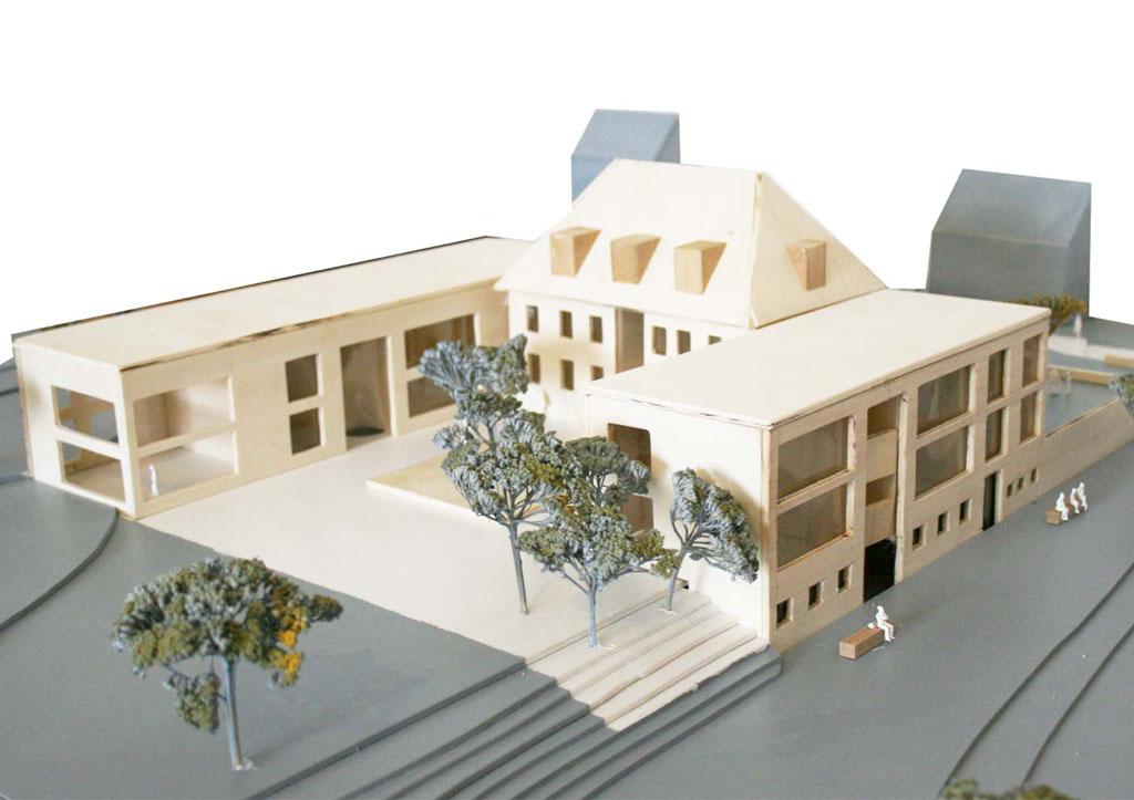 Subsequent use abschlussarbeit ss2011 lab42 for Uni architektur