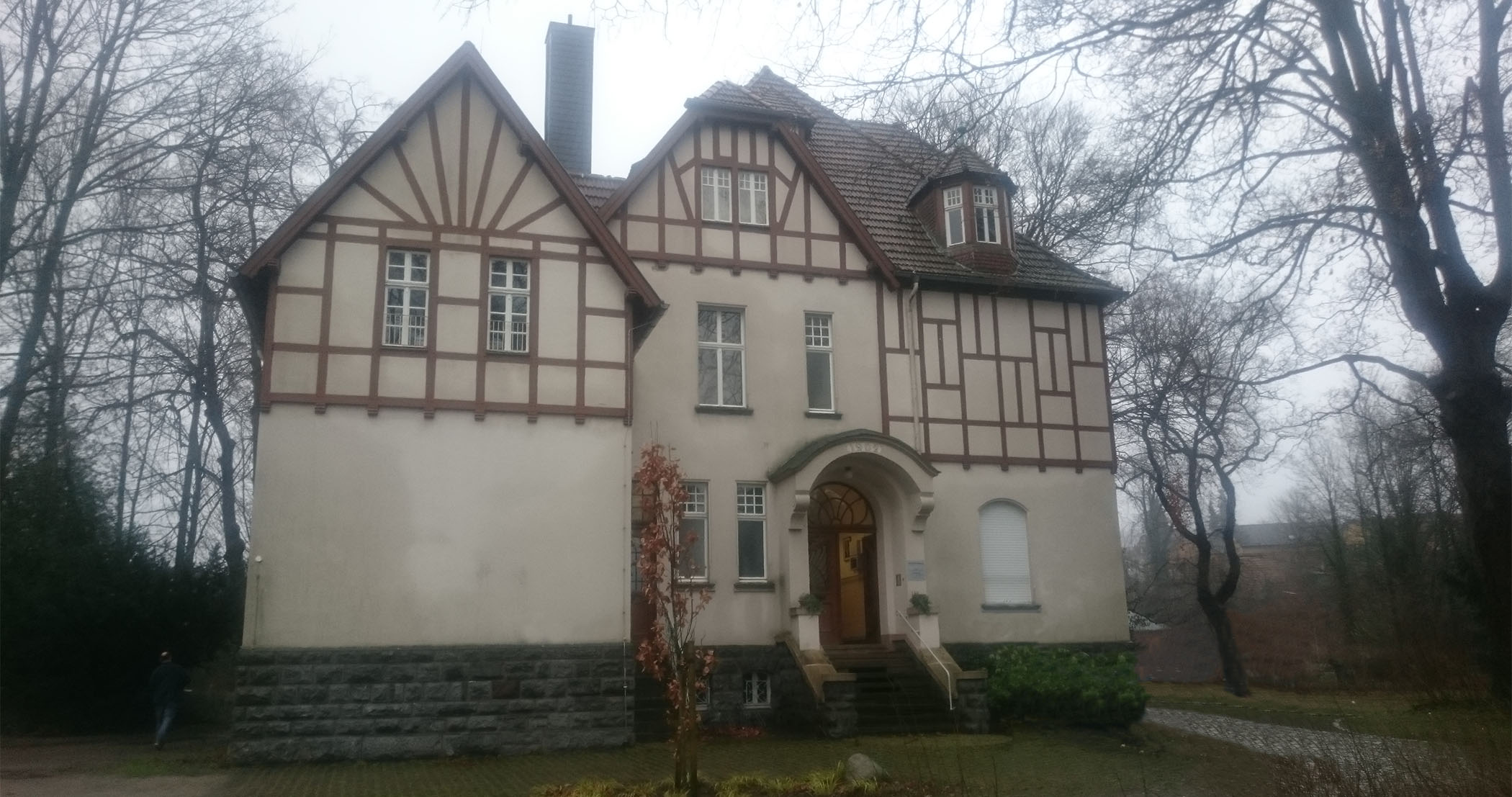 haus ohne laterne